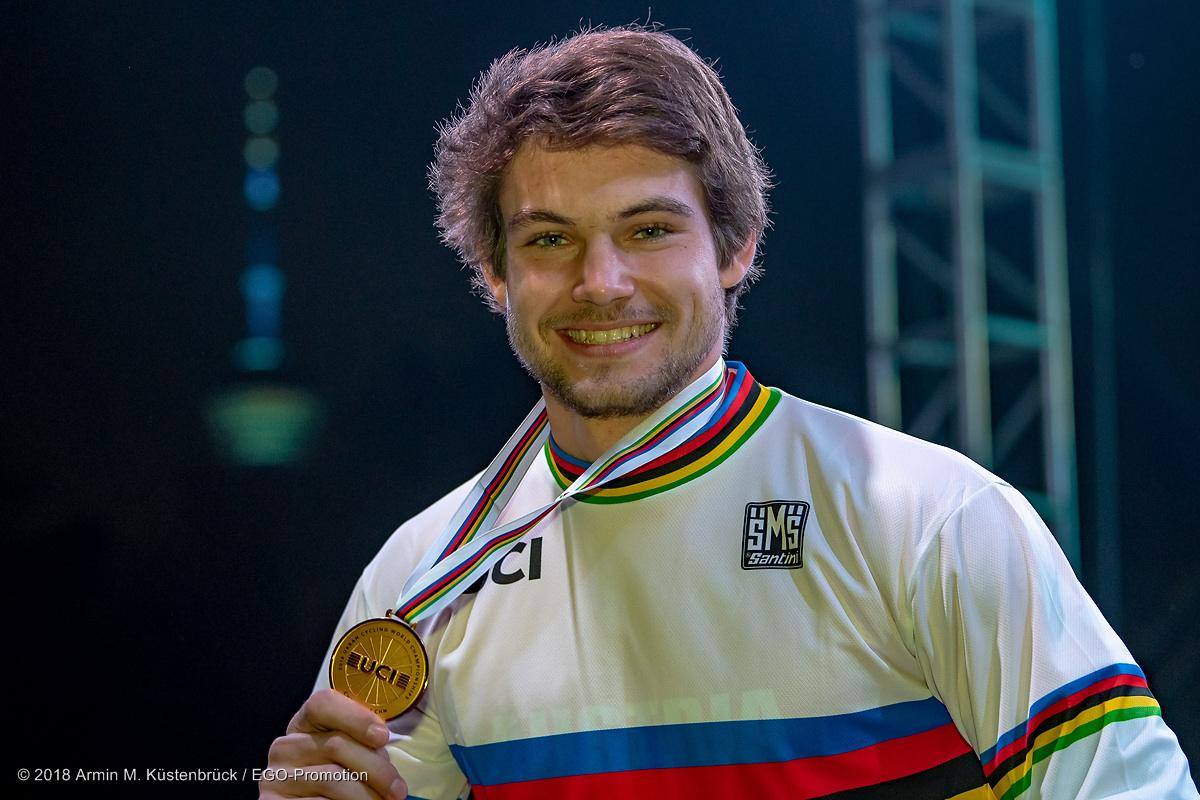 Thomas Pechhacker Trial Weltmeister Chengdu China