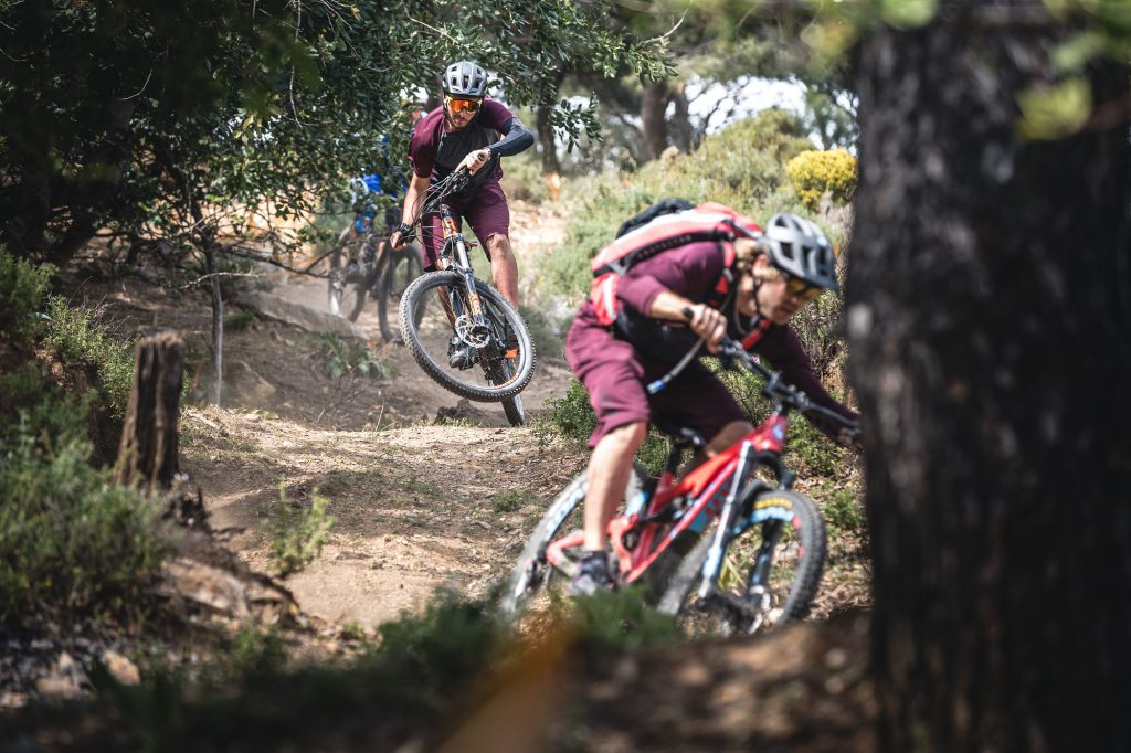 Trailbau Griechenland Aegean Trails Biken