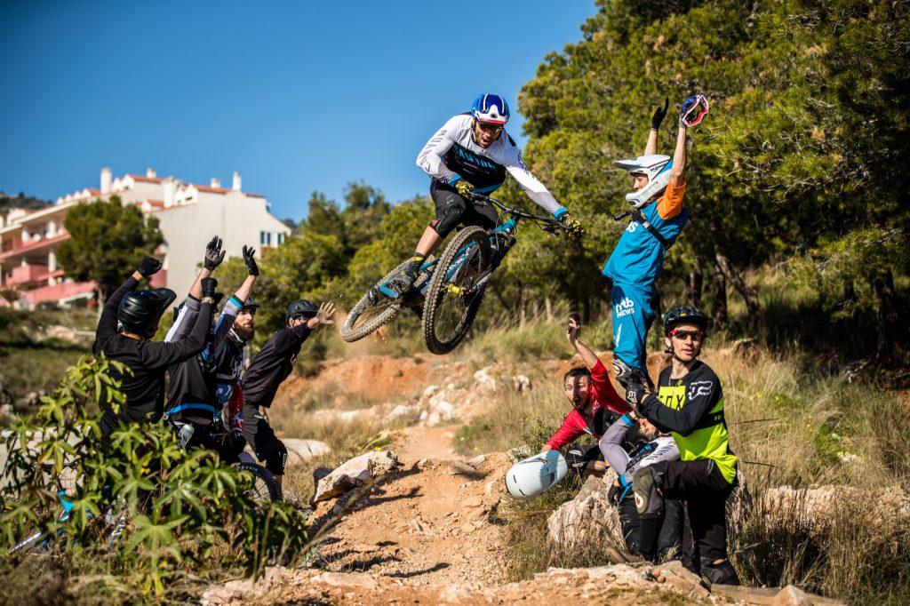 Canyon Strive 2019 Malaga