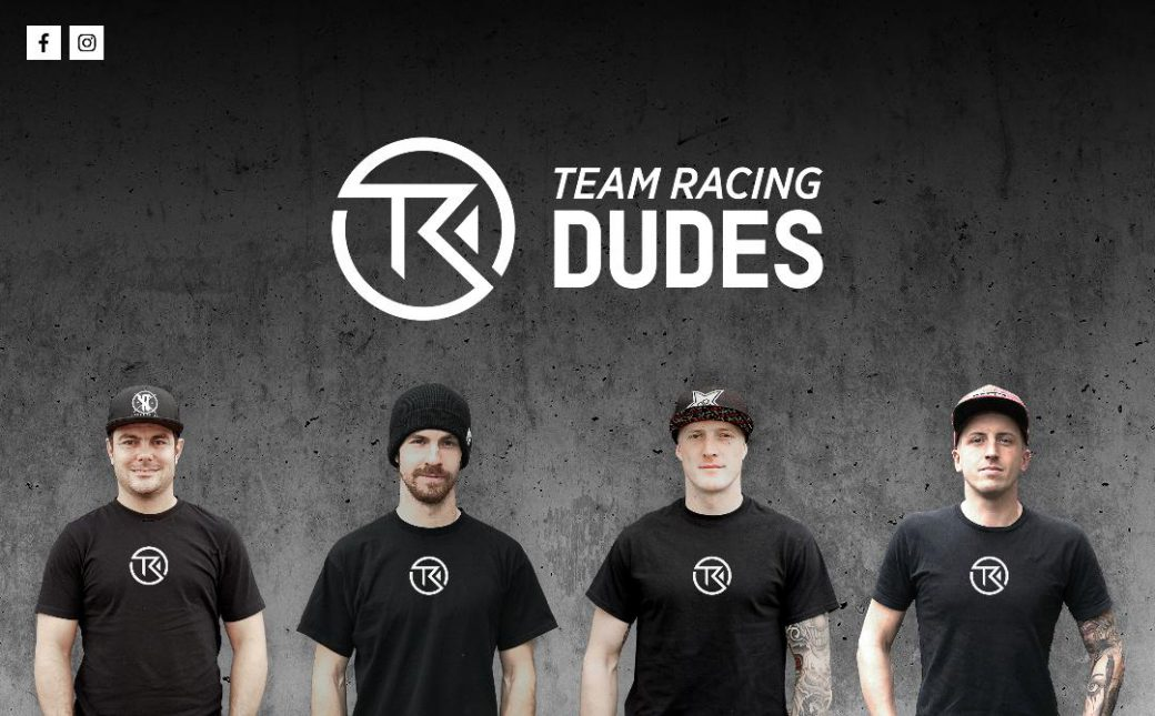 Team Racing Dudes David Trummer 2019