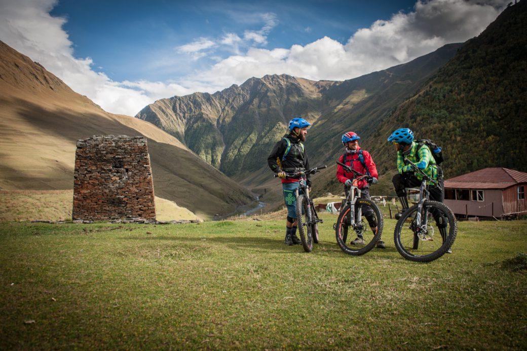 Bikefex Georgien Mountainbiken