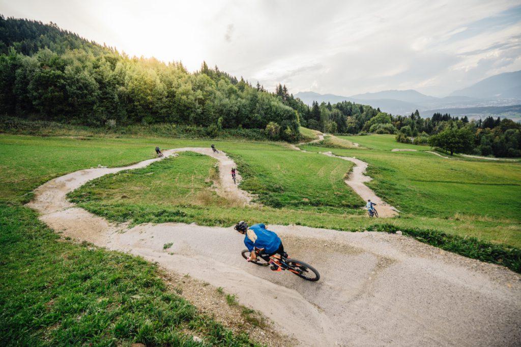 Flowgartner Trail Faaker See Villach Kärnten