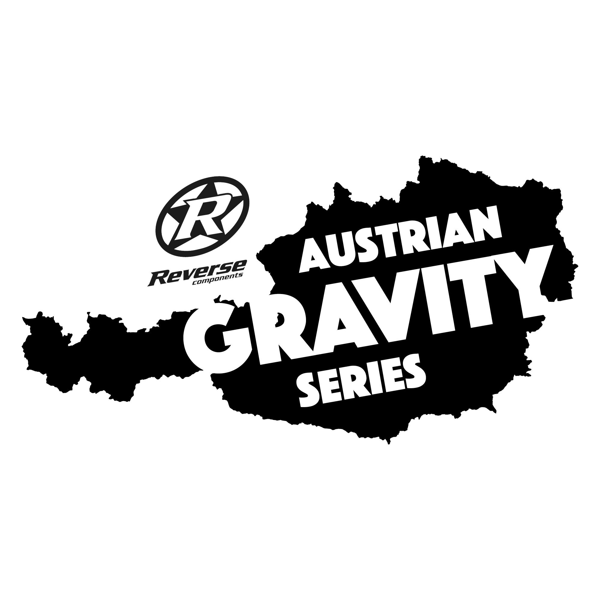 Reverse Components Austrian Gravity Series Logo
