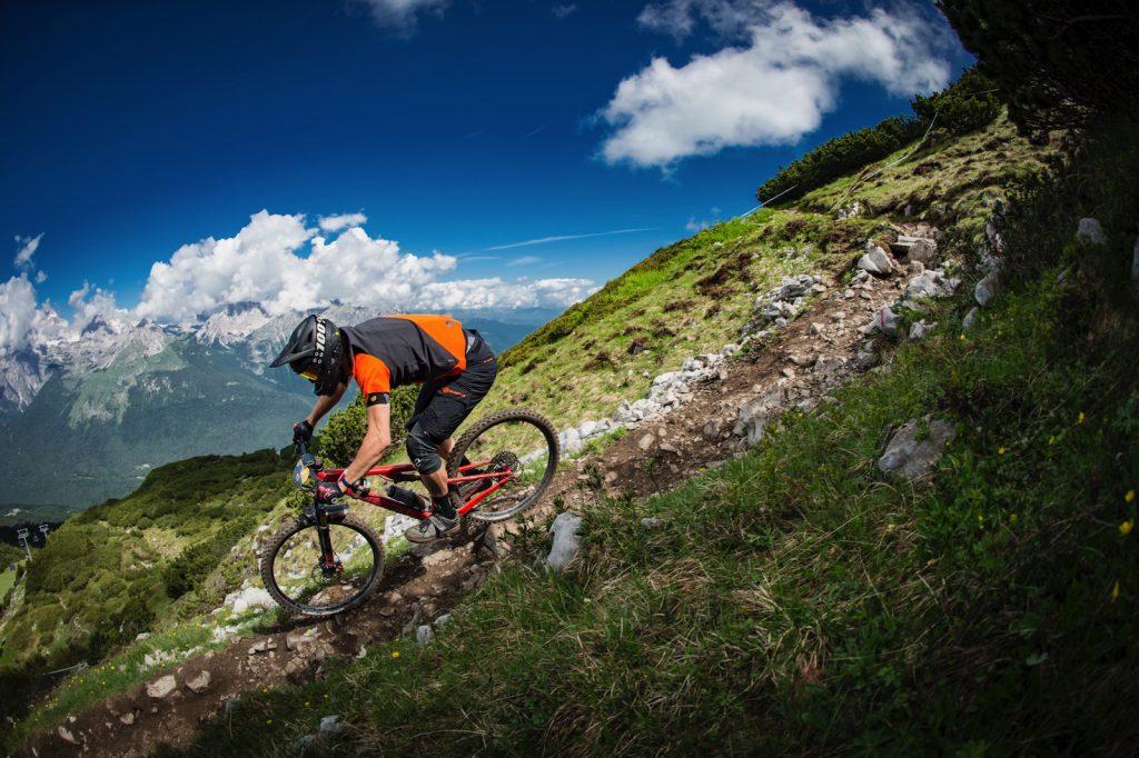 Alpine Enduro Series Race Paganella Dolomiti
