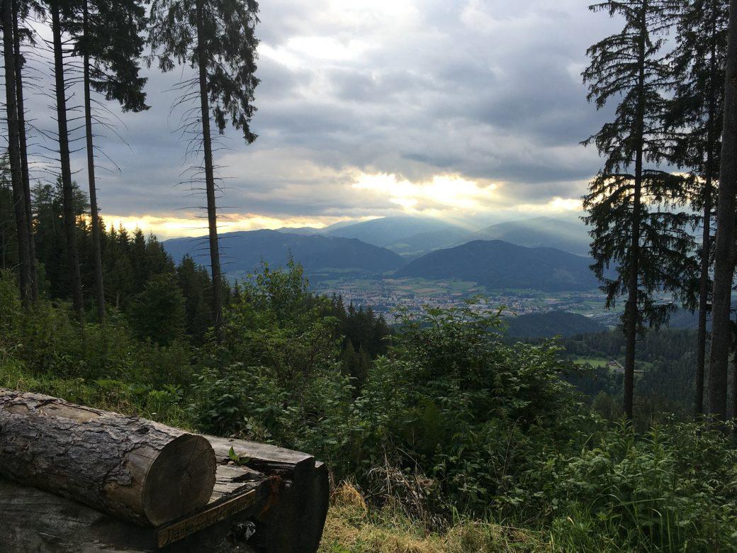 Knittelfeld Steinplan Brandwaldsteig