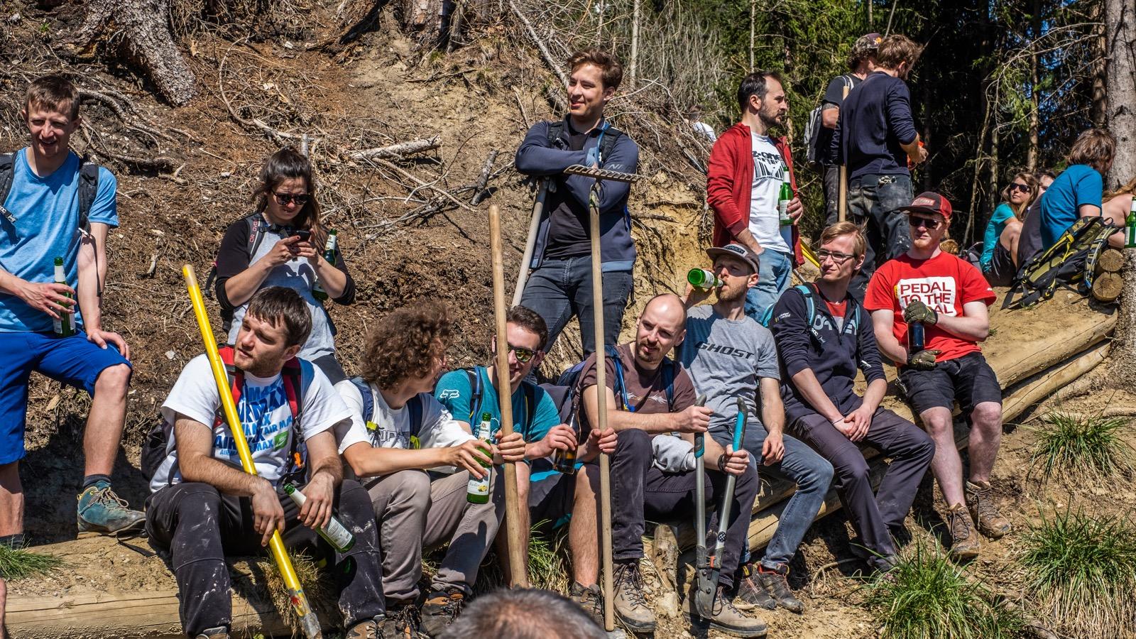 MTBInnsbruck Arzler Alm Trail