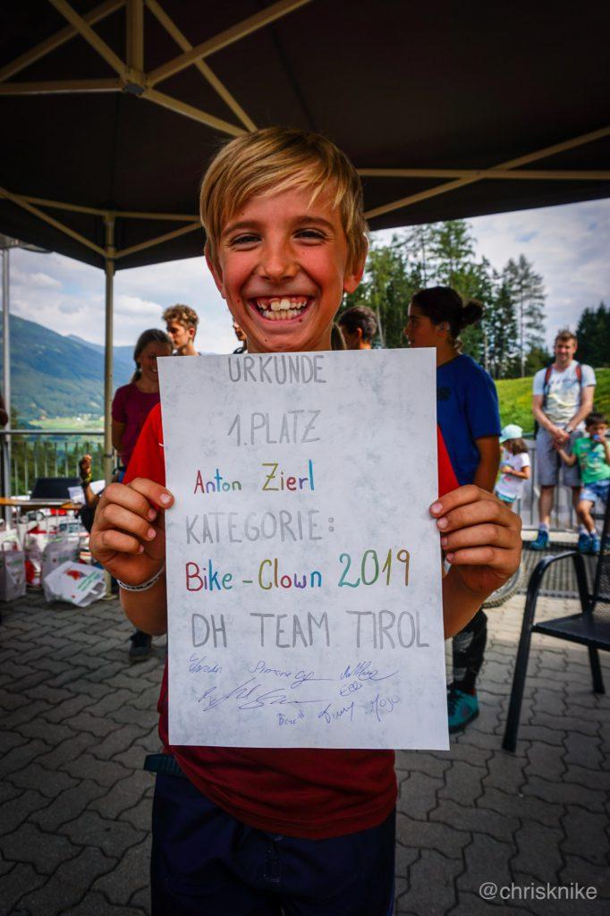 Anton Bike Ferien Innsbruck