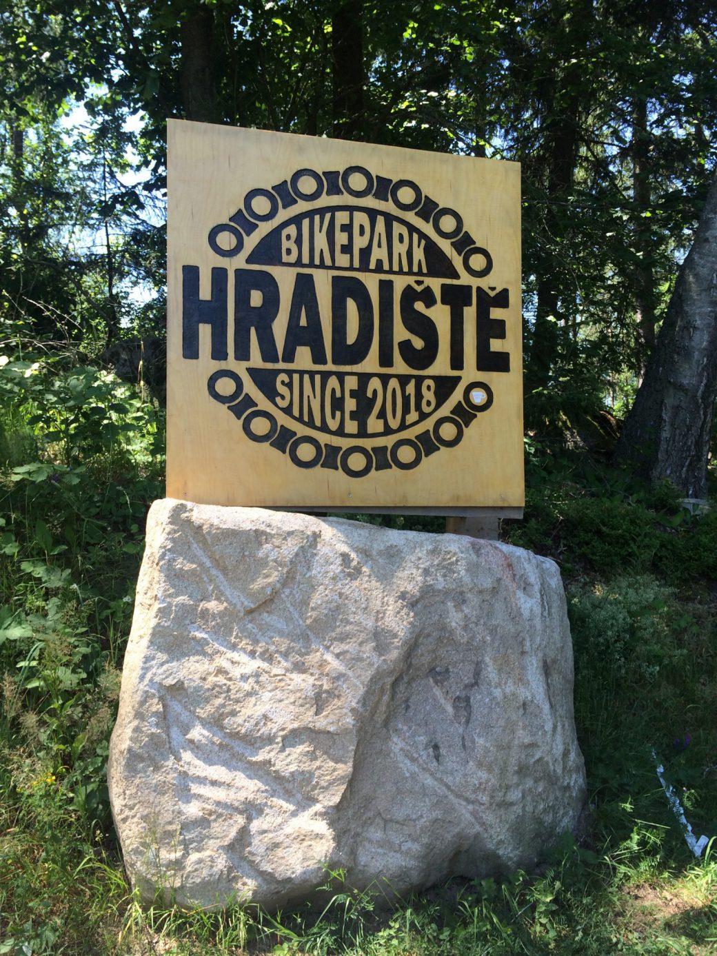 Bikepark Hradiste Tschechien