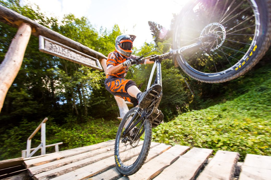 Bikepark Kranjska Gora Slowenien