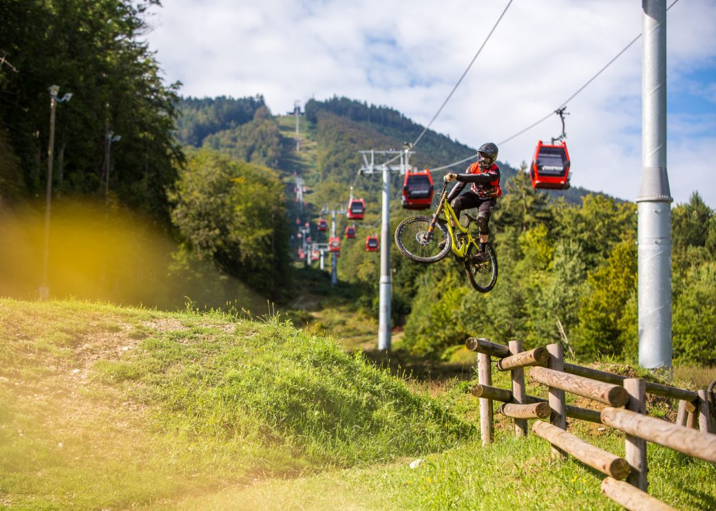 Bikepark Pohorje Maribor