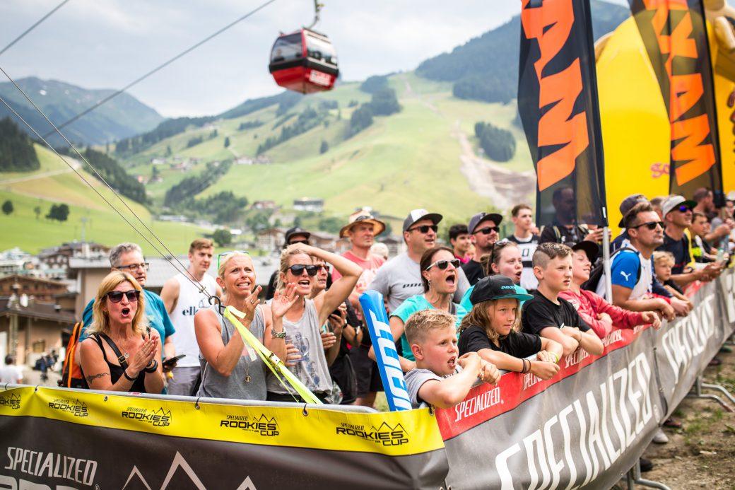 Emotionen GlemmRide Downhill 2019 Saalbach Hinterglemm