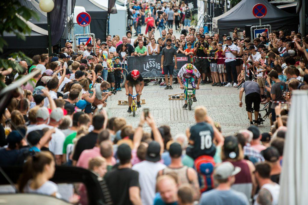 LINES Bike Pulling GlemmRide 2019 Saalbach Hinterglemm
