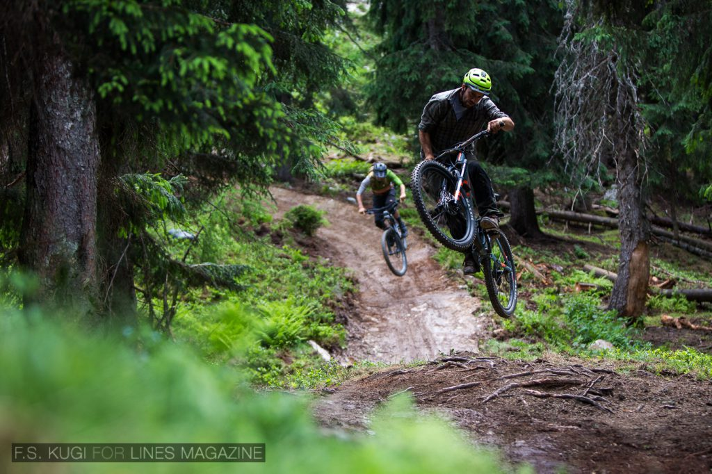 Reiteralm Mountainbike Trails Gassl Trail