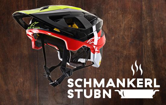 Schmankerlstubn Alpinestars Vector Tech Helm Helmet