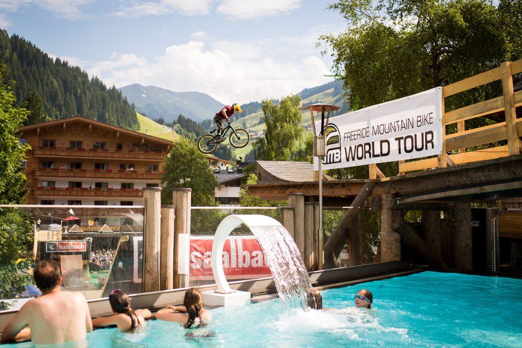 Slopestyle GlemmRide 2019 Saalbach Hinterglemm