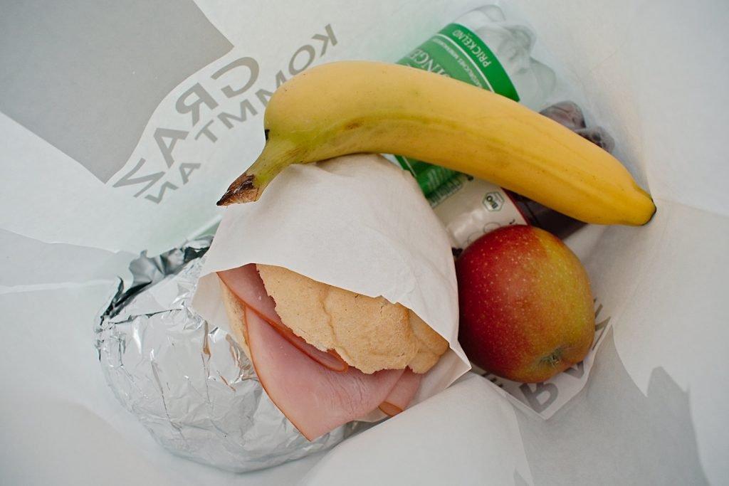 Enduro ÖM 2019 Gradec Graz Lunchpaket