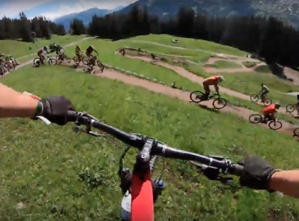 Foxhunt Dirtroyale Lenzerheide Schweiz