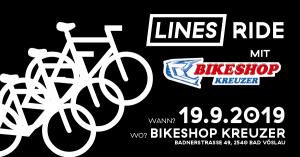 LINES Ride Bikeshop Kreuzer Bad Vöslau