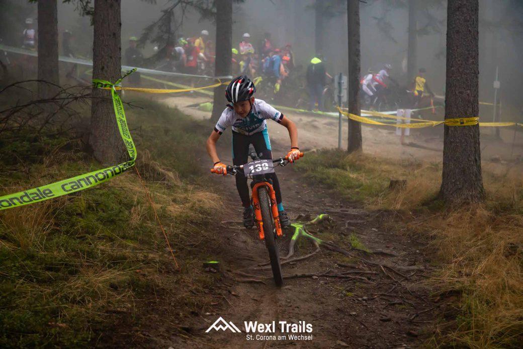 Nachwuchsenduro Wexl Trails