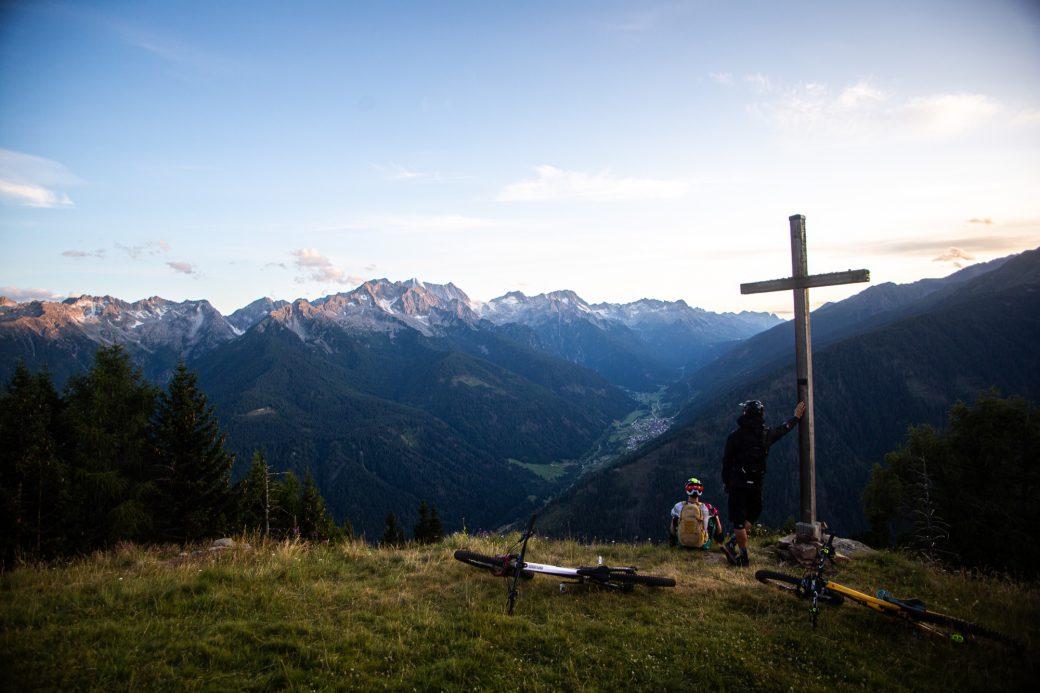 Val di Sole Italien Mountainbike Trails Bikepark