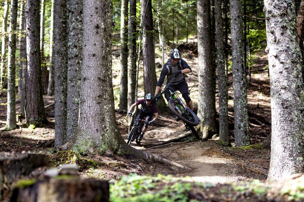 Weissensee Kärnten Trail