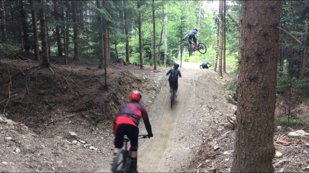 Whips For School BG BRG Lichtenfels Graz Wexl Trails