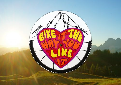 Bike It The Way You Like It