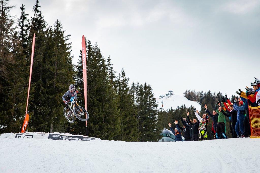 Bike & Snow Innsbruck schneefräsn