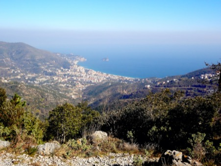 Finale Ligure Mountainbike Trails Enduro