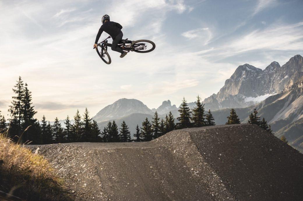 Markus Daxbacher Bikepark Schladming 2020