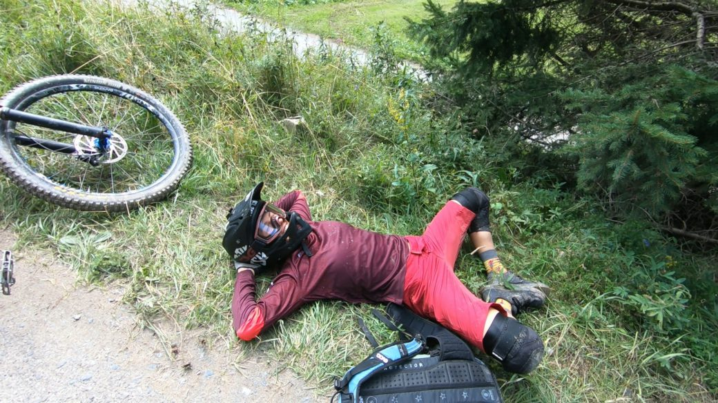 3 Länder Enduro Race Reschenpass Nauders Reschensee