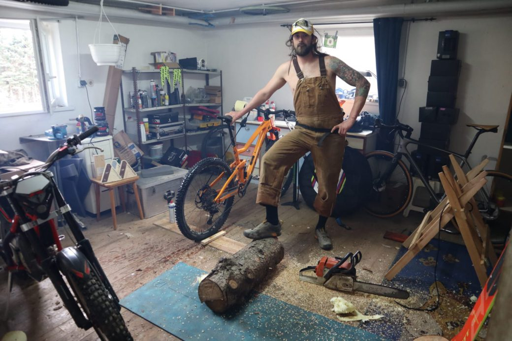 Corona Bike Alternativprogramm Matthias Stonig