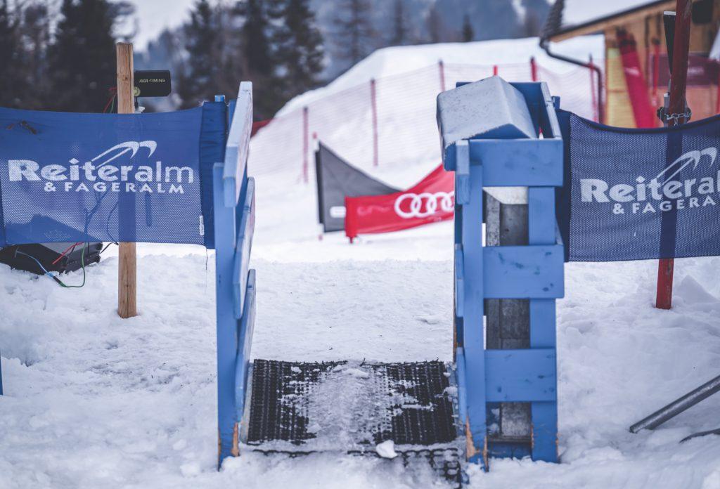 Reiteralm Prinoth Crosspark Fräsn schneefräsn