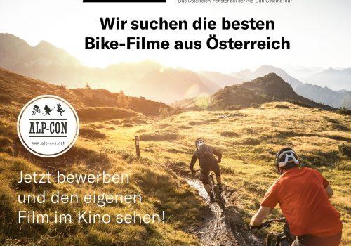 Alp-Con CinemaTour beste Bike Filme Österreichs