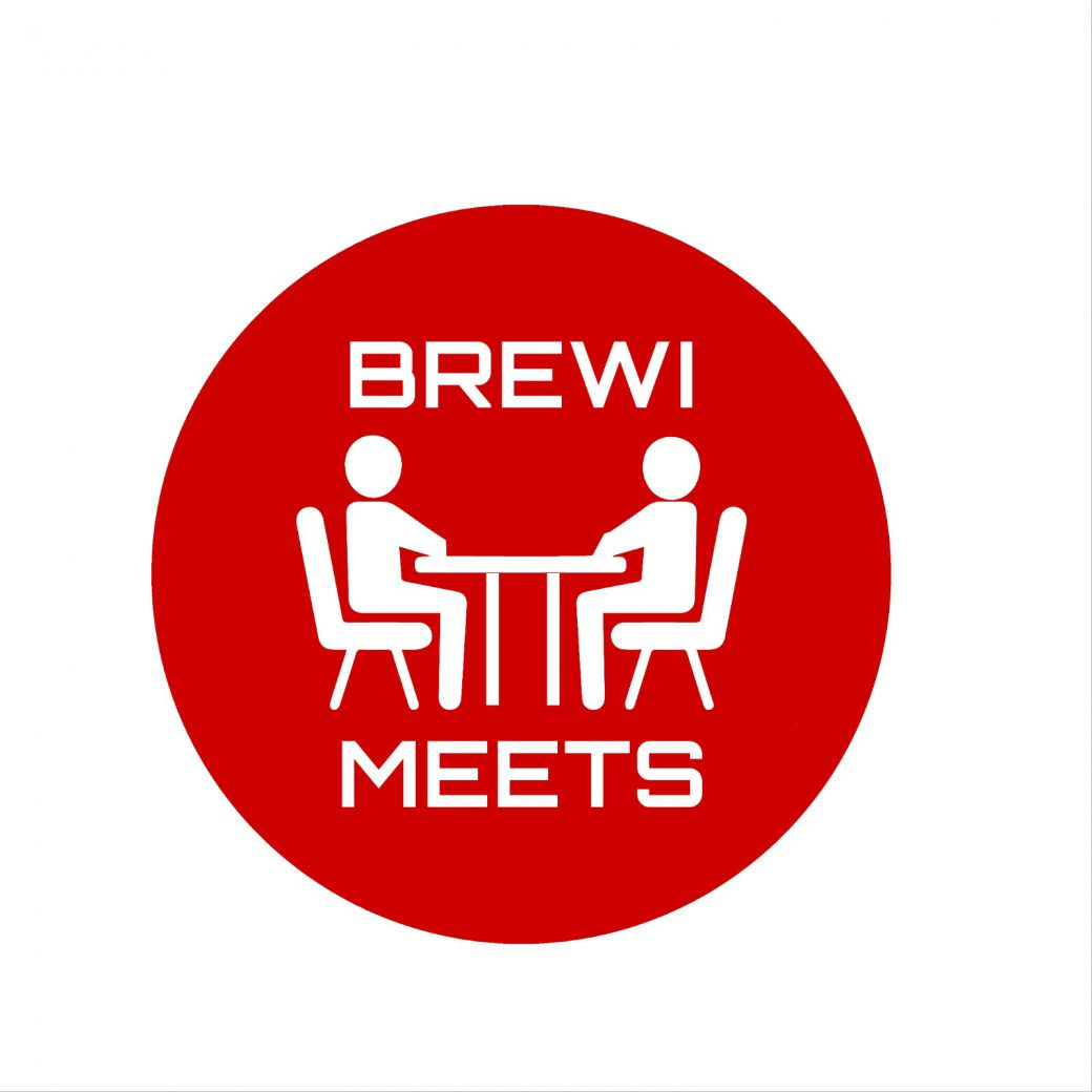 BREWI MEETS Podcast Logo Andi Brewi