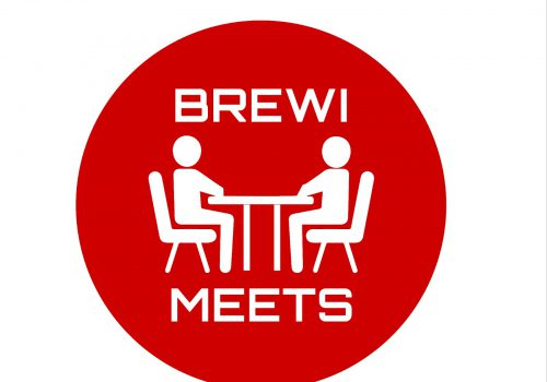 BREWI MEETS Podcast Logo Andi Brewi
