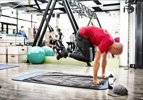 Hannes Slavik BMX Kader Workout Fitness ÖRV Training