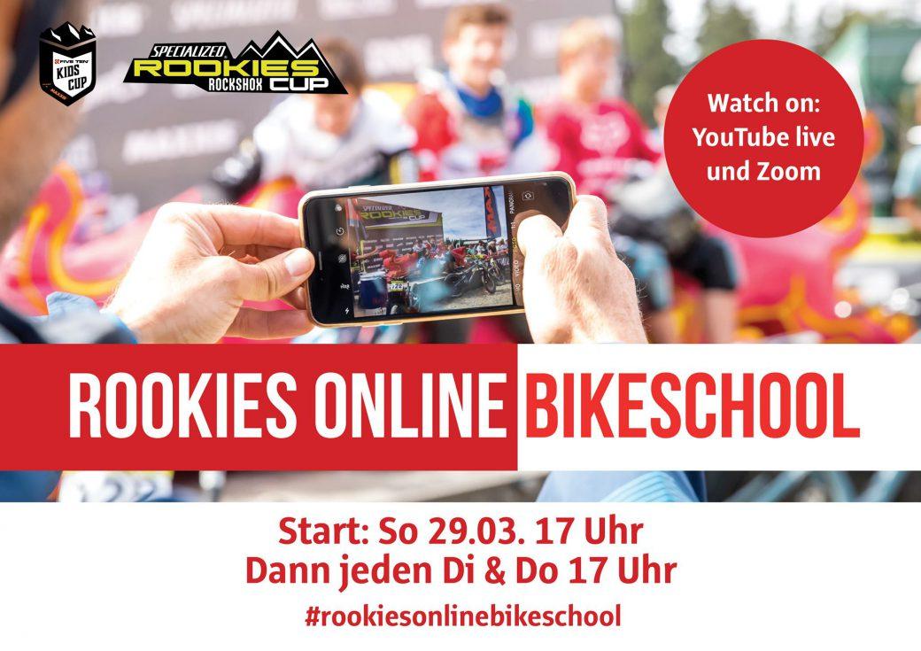 Rookies Online Bikeschool