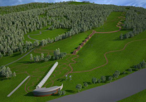 Wexl Trails Lift Schlepplift St. Corona