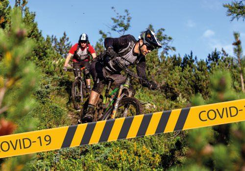 Corona Verordnung Mountainbiken Mountainbike Covid-19 Virus