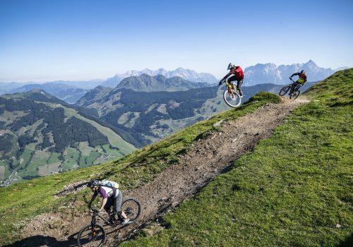 Saalbach Hinterglemm Monti Trail
