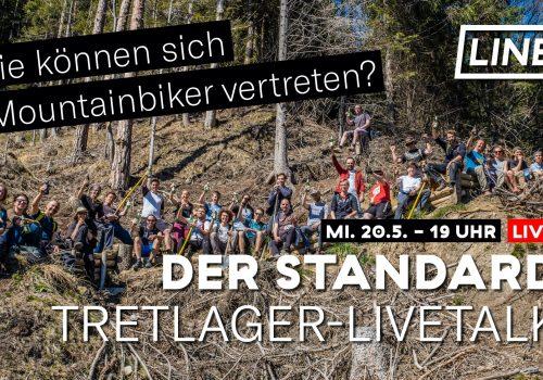 Tretlager Livetalk Der Standard Diskussion Wie können sich Mountainbiker vertreten