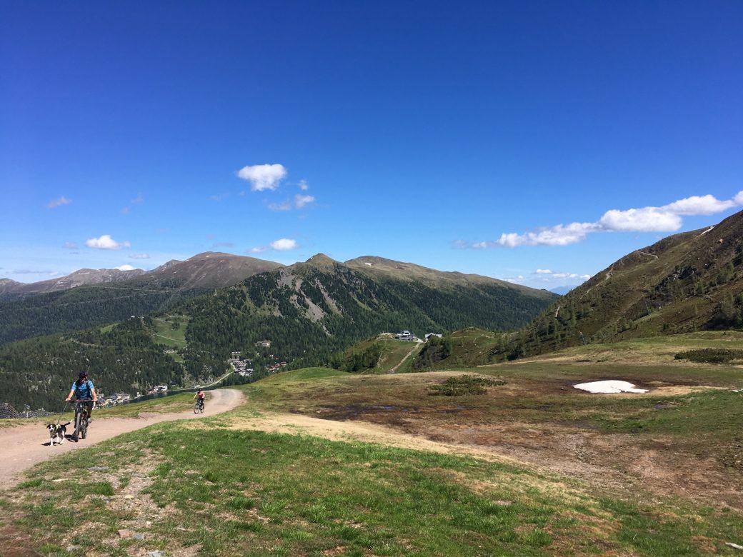 Trail Area Turracher Höhe Kärnten Mountainbike