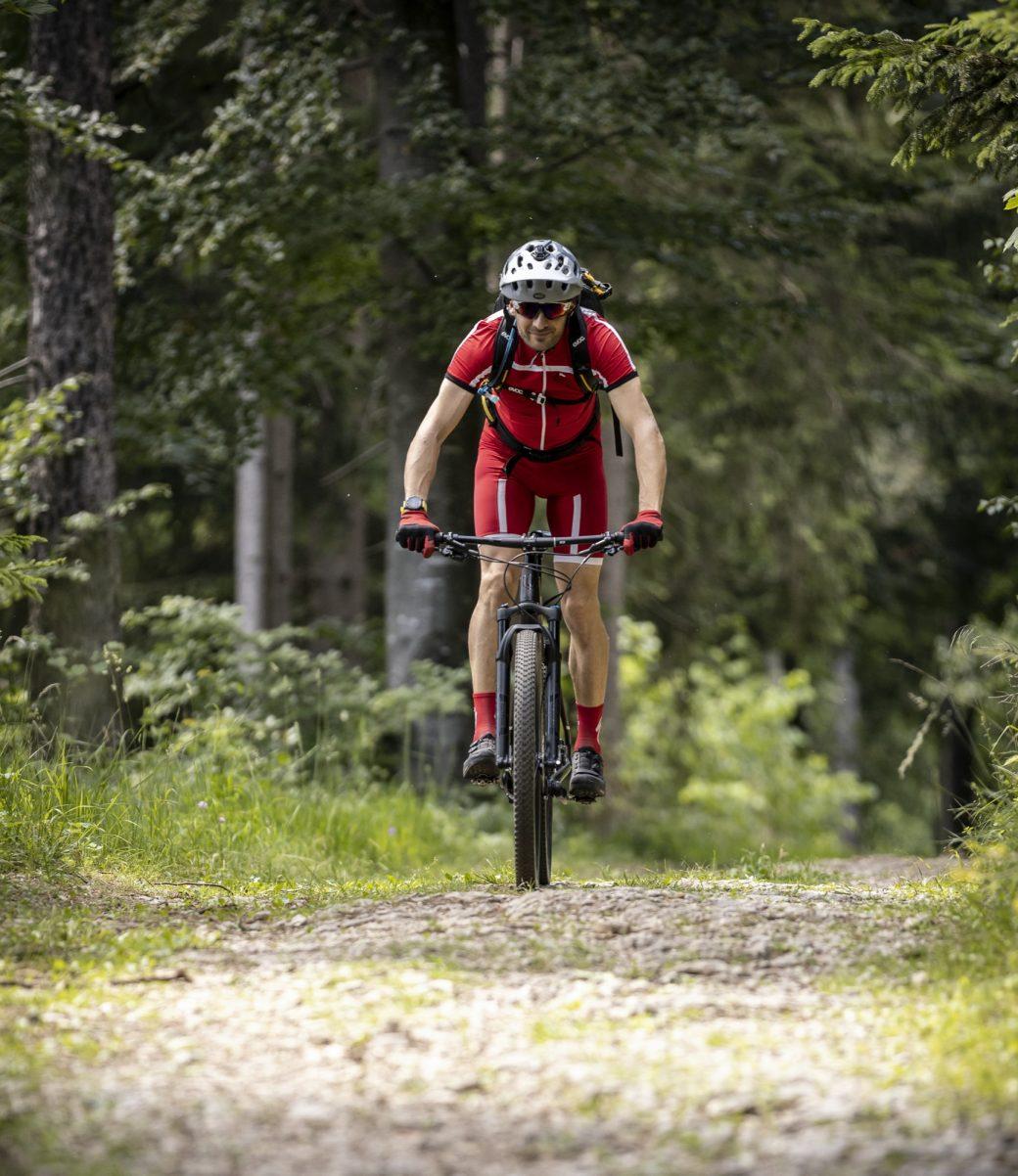 Alex Pinter Landtag Steiermark Aktuelle Stunde Mountainbike