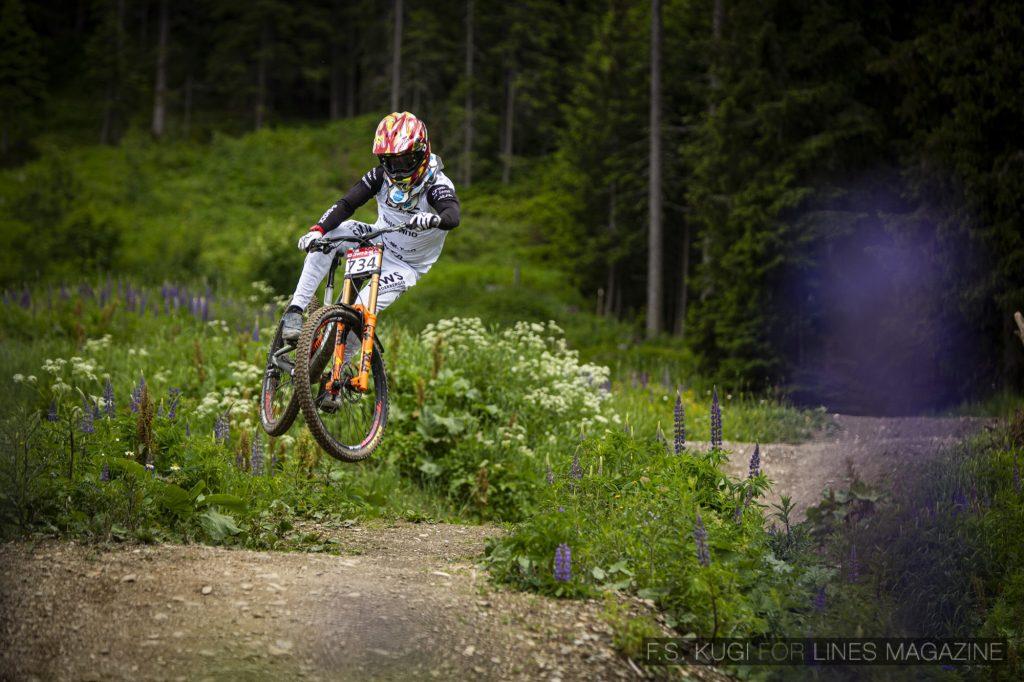NotARace Bikepark Schladming Noel Niederberger