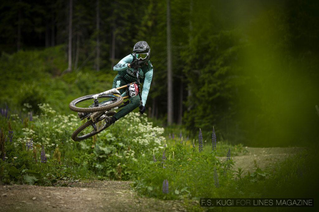 NotARace Bikepark Schladming Hugo Frixtalon