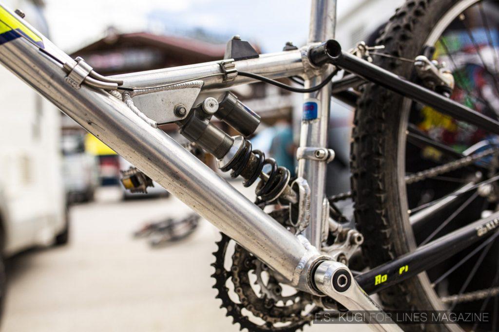 NotARace Bikepark Schladming GT RTS2