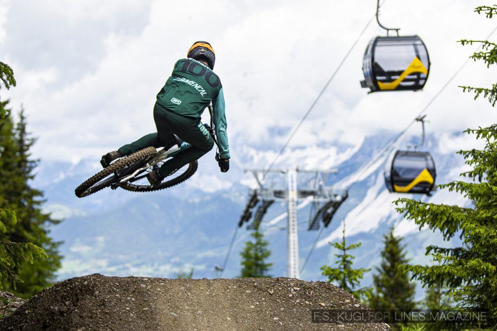 NotARace Bikepark Schladming Greg Williamson