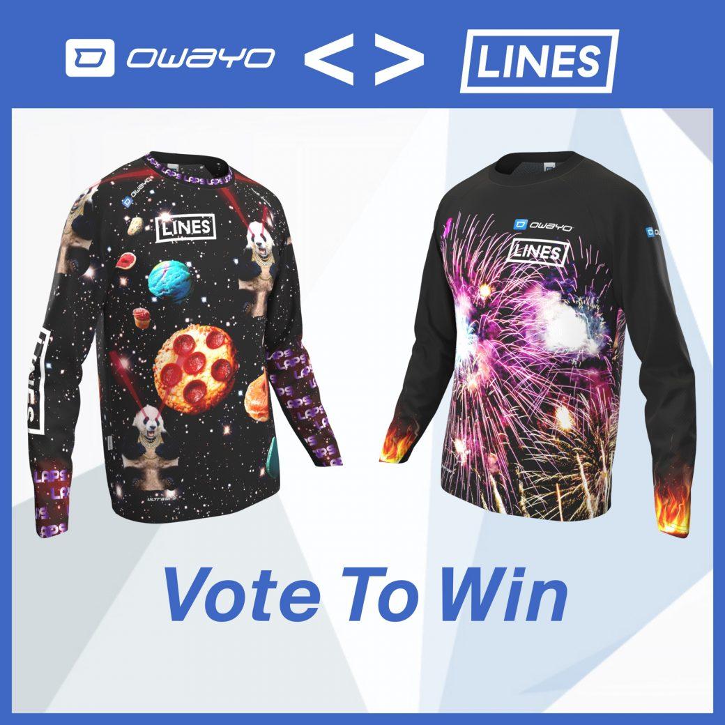 owayo LINES Design Battle
