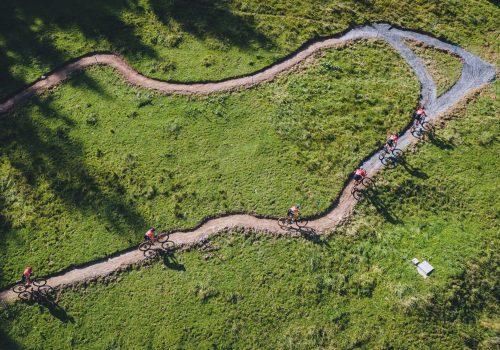 XCO Kurs Mountainbike WM MTB Weltmeisterschaft Leogang 2020